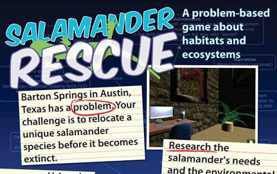 Salamander Rescue